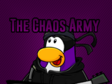 Chaos of CP