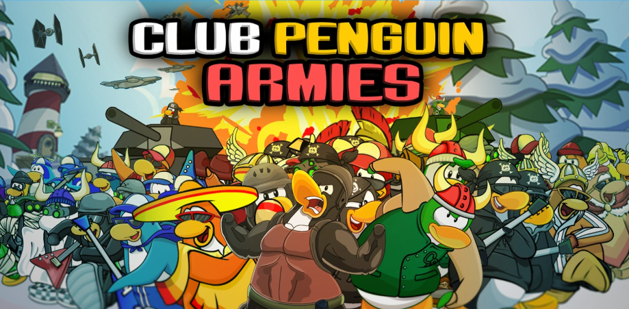Image result for club penguin armies