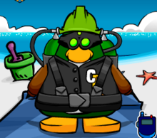 Club penguin crews