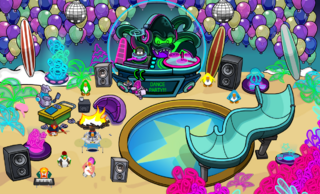 Party Room Picture