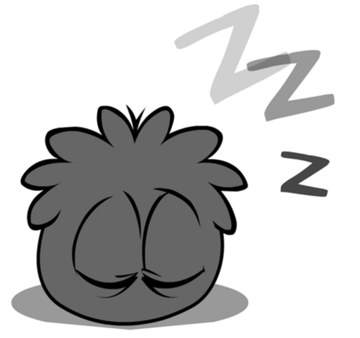 File:Black Puffle Sleeping.PNG