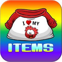 Items Icon Puffle Party 2013