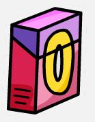 Puffle O's Box Pin