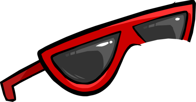 File:Red Sunglasses5.png