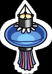 PaperLanternPin Icon
