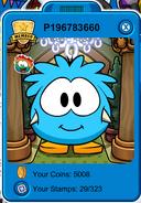 Club-Penguin-Rainbow-Puffle-Pin-Player-Card