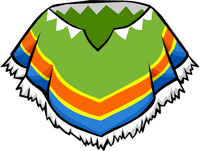 Winter Poncho Icon