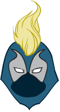 Tornado Mask Icon