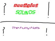 Furry flat