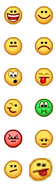Rare Emoticons