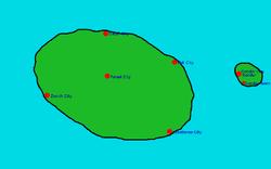 Zenithlandia Map