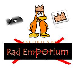 RadEmporium logo