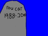 Ford Car's Funeral