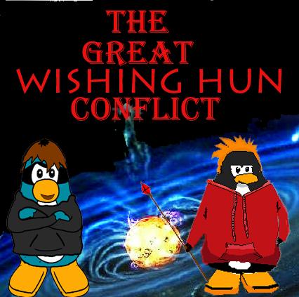 Great Wishing Hun Conflict
