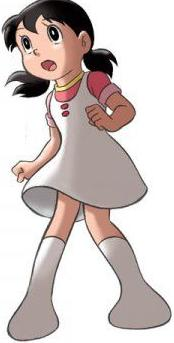 Shizuka seen from the Club Penguin Fan Universe