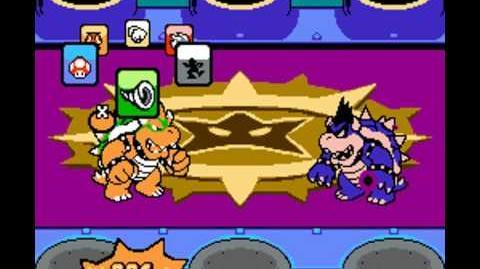 NES Remix - Mario & Luigi Bowser's Inside Story - Final Battle