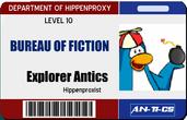 Explorer's ID 2