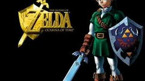The legend of Zelda oot Gerudo Valley 8-bit remix