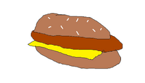 Original Cheese Burger