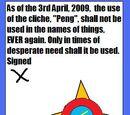 Peng Declaration