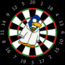 G on a Dartboard