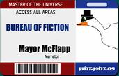 Mayor McFlapp's ID
