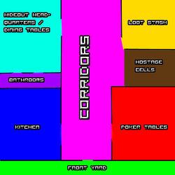 Underground PWN Mafia map
