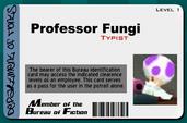 Proffesor Fungi ID