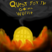 Quest For the Golden Waffle Cover