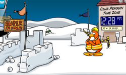 Snow Forts image