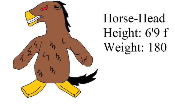 Horse-Head 1.0-0