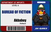 Akbaboy BoF ID
