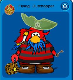 Flying Dutchopper
