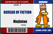 Ninjinian's ID Card 2
