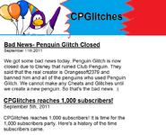 CPGlitcheswebsite