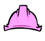 Pink-hard-hat