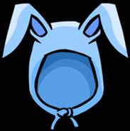 Blue ears