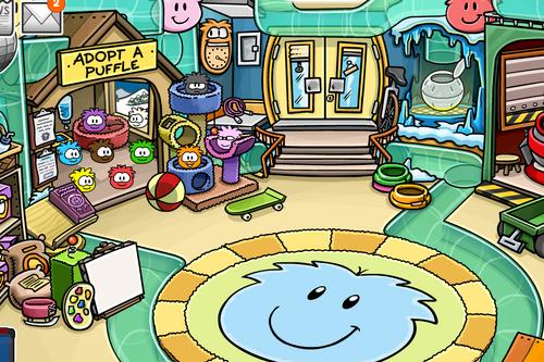 Club Penguin Pookie Wiki
