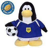 SoccerPlayerPlush