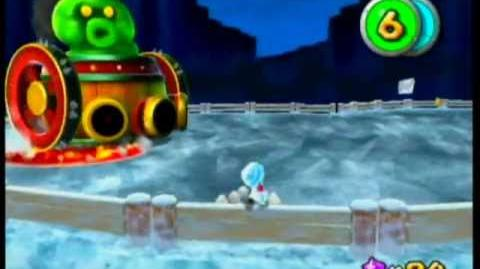 Super Mario Galaxy 2 - Prince Pikante's Peppery Mood