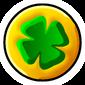 Lucky Coin Pin-1