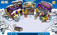 Open Beta Party - Town