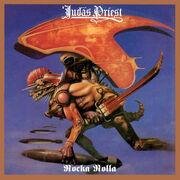 Judas Priest Rocka Rolla reissue