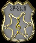 SP-Staff Badge