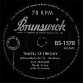 That'll Be The Day Brunswick BS-1578
