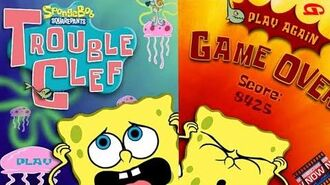 Spongebob Squarepants - Trouble Clef