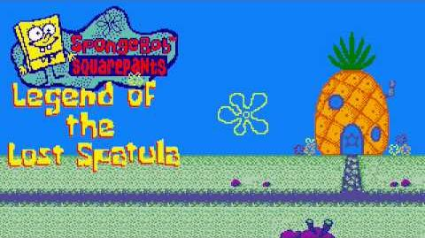 SpongeBob's Block- Legend of the Lost Spatula