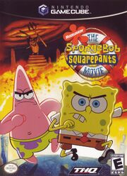 The SpongeBob SquarePants Movie GameCube