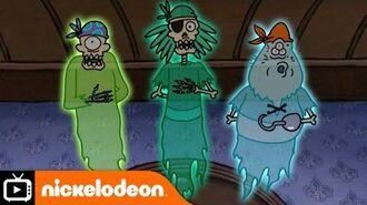 SpongeBob SquarePants - We're the Ghouls of the Briny Deep (Music Video) - Nickelodeon UK