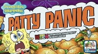 SpongeBob SquarePants Patty Panic - Make Giant Burgers (Nickelodeon Games)